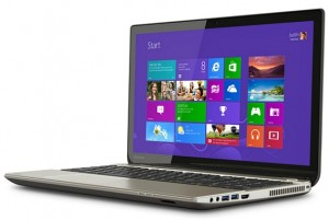 Toshiba-Satellite Windows 8.1